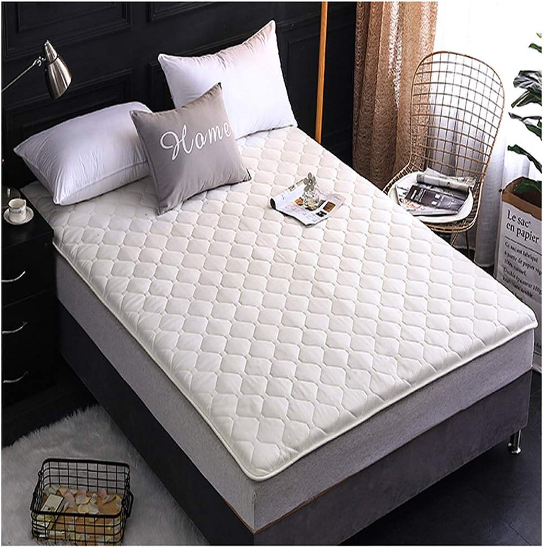 Mattress Topper Pad Floor Futon Mattresses Sleeping Pad, Tatami Mat, Japanese Bed Roll, Foldable Roll Up Mattress (color   I, Size   1.5×2m)