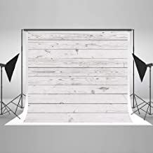 Kate 10x10ft Wood Backdrop White Wood Texture Wall Photography Backdrop Portrait Background for Photo Studio