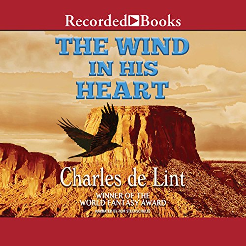 The Wind in His Heart audiobook cover art