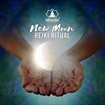 New Moon Reiki Ritual - Light & Peaceful Music (New Beginnings, Manifesting Wishes, Transformation and Attracting Money or Love Into Your Life)