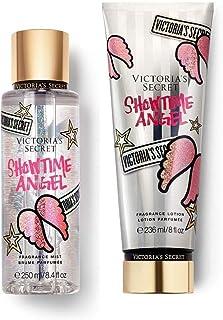 Victorias Secret SHOWTIME ANGEL Fragrance Body Lotion & Body Mist Set