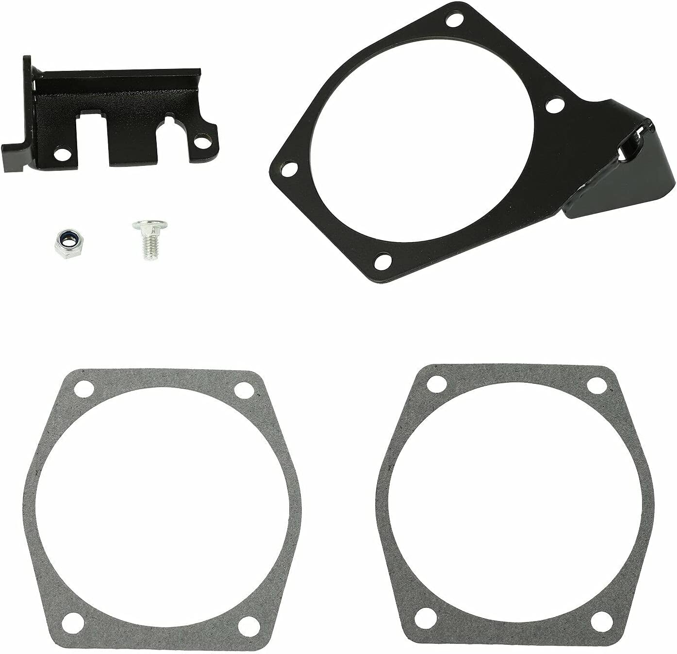Throttle Cable Bracket Compatible with LS LS7 Ranking Tulsa Mall TOP11 Bolt LS3 LS6 4 LS2