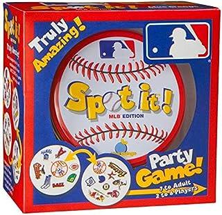 Spot-It MLB Edition Baseball Party Card Game