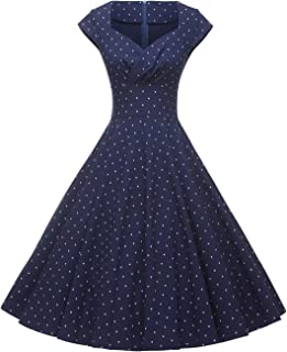 vintage star dress