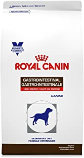 Royal Canin Veterinary Diet Gastrointestinal HE Dry Dog Food 22 lb bag