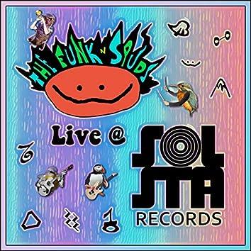 Alive at SolSta Records