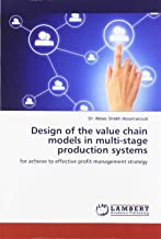 Design of the value chain models in multi-stage production systems: Accompanied by a case study on textile industries