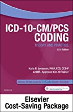 ICD-10-CM/PCS Coding Theory and Practice, 2018 Edition – Text and Workbook Package