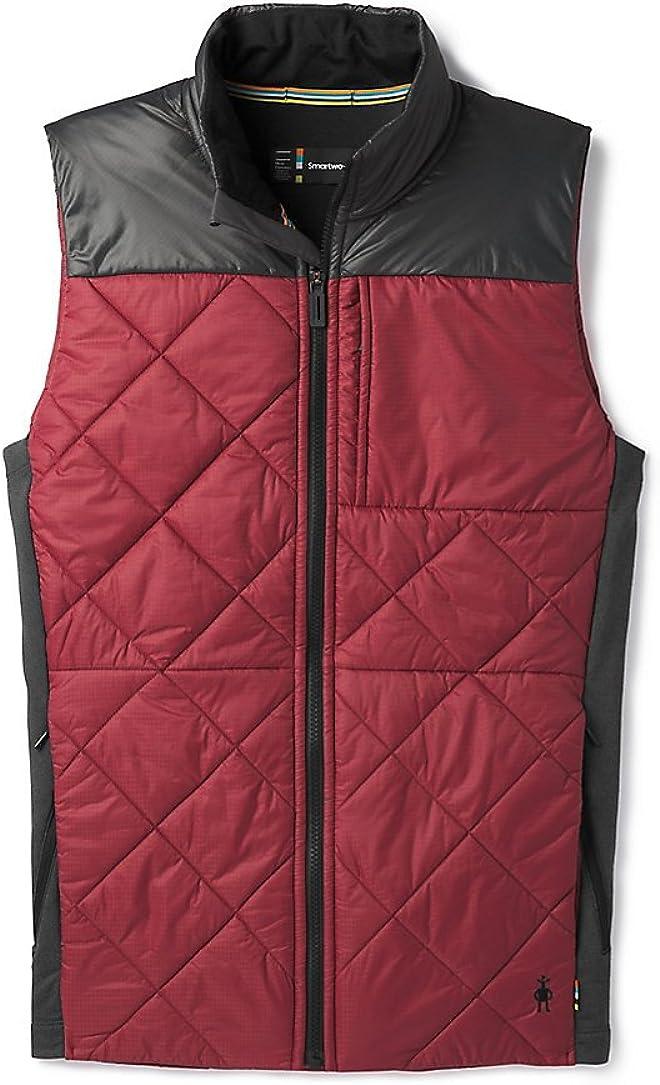 Smartwool Men's Smartloft 120 Vest Tibetan Red XL