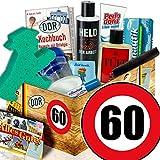 Männer Pflegeset DDR / 60. Geburtstag / lustige Geschenke zum 60