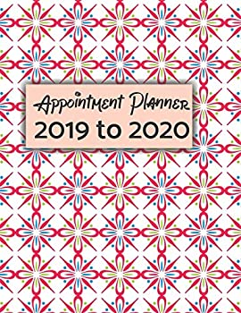 daily appointment book 2019
