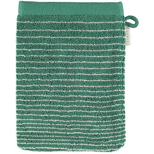 ESPRIT Handtücher Grade Grass Waschhandschuh 16x21 cm