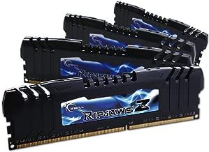 32GB G.Skill DDR3 PC3-14900 1866MHz RipjawsZ Series (9-9-9-24) Quad Channel kit 4x8GB
