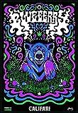 Califari Blueberry Wandposter, Motiv: Vivid Strain