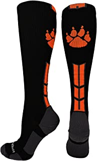 MadSportsStuff Wild Paw Over The Calf Socks (Multiple Colors)
