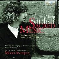 Sardelli: Sacred Music by Accademia dei Dissennati (2014-10-30)