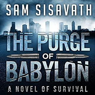 The Purge of Babylon: A Novel of Survival audiobook cover art