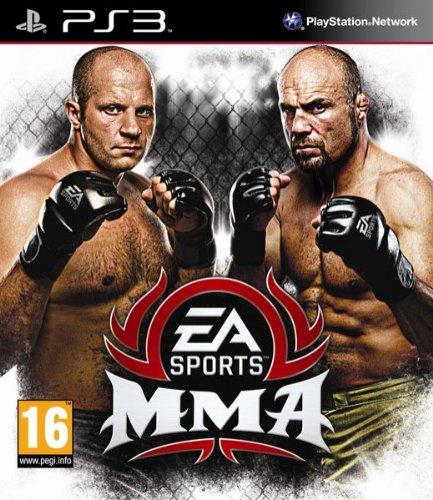 Ea Sports Mma Sony Ps3