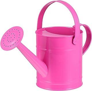 Cabilock Delicate Useful Watering Can Iron Watering Pot Gardening Kettle Tool for Garden