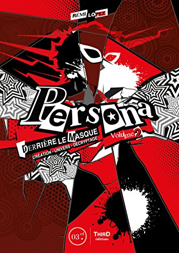 Persona: Derrière le masque: Volume 2 (RPG) (French Edition)