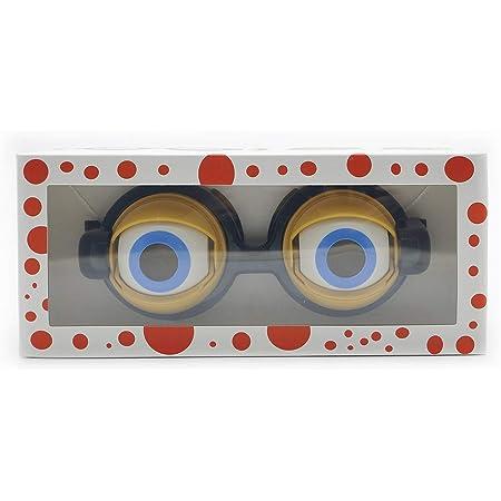 クレイジーアイズ めがね 面白 パーティ 仮装 おもちゃ コスチューム ジョークトイ 超爆笑 おもしろグッズ 玩具 いたずら ビックリ 子供 大人