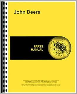 New John Deere 435 Parts Manual