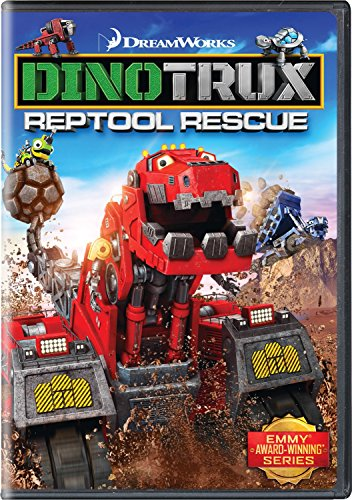 Dinotrux: Reptool Rescue [DVD]