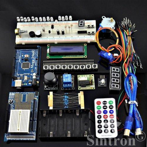 [Sintron] Mega 2560Kit Master + Motor Servo LCD