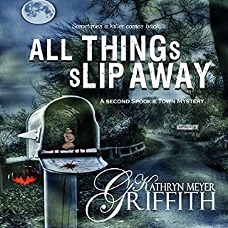 All Things Slip Away audiobook cover art