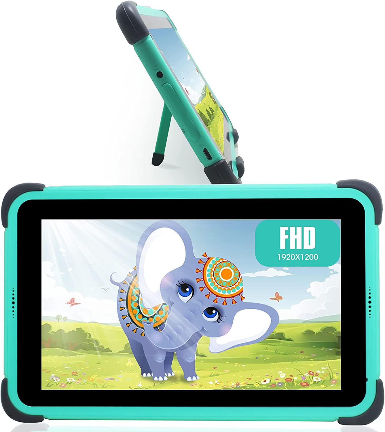 Kids excellence Tablet 8 Inch Free shipping anywhere in the nation 1920x1200 IPS Tabl HD Android Display Full 11
