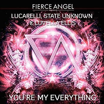 Fierce Angel Presents Lucarelli, State Unknown & Lovella Ellis