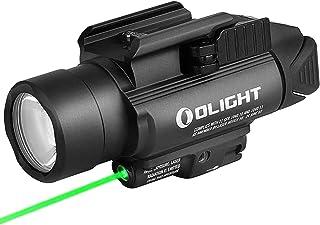 OLIGHT(オーライト) Baldr Pro ウェポンライト タクティカルライト Led 強力 軍用 最強 Led ライト超高輝度1350ルーメン CR123A 軽量小型 明るい High Performance NW LEDとTIRレンズ ...