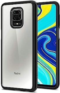 【Spigen】Redmi Note 9S ケース/Note 9 Pro Max/Note 9 Pro 対応 TPU バンパー PC 背面 二層構造 耐衝撃 衝撃 吸収 傷防止 カメラ保護 レッドミー ノート9S カバー シュピゲン ウルトラ・...