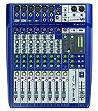 Soundcraft - Mezclador Signature 10 5049551, sin alimentación