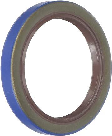 TCM 20231SM-BX NBR //Carbon Steel Oil Seal 2.000 x 2.375 x 0.187 SM Type Buna Rubber