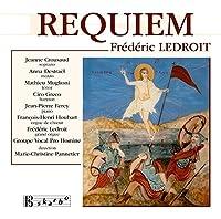 フレデリック・ルドロワ : レクイエム (全曲) op.50 (Frederic Ledroit : Requiem / Jeanne Crousaud , Jean-Pierre Ferey , Frederic Ledroit , Marie-Christine Pannetier , etc.) [輸入盤]