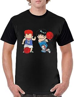 メンズ SLAM DUNK Tシャツ カジュアル ファッション Shirt 短袖 おしゃれ シャツ
