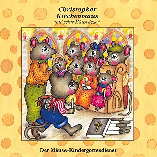 Der Mäuse-Kindergottesdienst cover art
