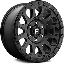 Fuel D579 Vector 16x8 5x114.3 +20mm Matte Black Wheel Rim