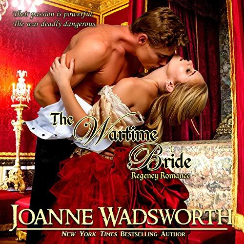 The Wartime Bride: Regency Romance cover art