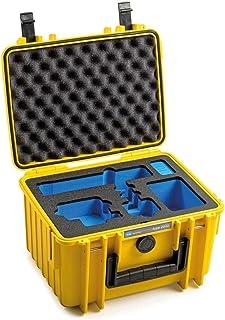 B&W Outdoor Case hardcase case type 2000, inlay voor: GoPro Hero 9 accessoires en actiecamera GoPro Hero 9 zwart, Hero 9 (...