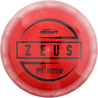 Discraft Limited Edition Paul McBeth Signature ESP Zeus Distance Driver Golf Disc [Colors May Vary]