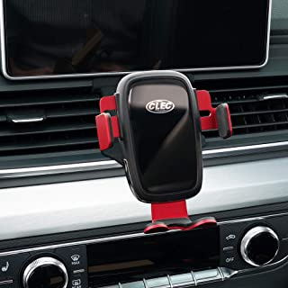 Wireless Charging Phone Holder,Electric Automatic Retractable Air Vent Holds Mount fit for Audi Q5 2018 2019,Car Phone Mount fit foriPhone 8,X,XS fit for Samsung S9,S10 Smartphone