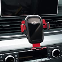 Beerte Phone Holder fit for Audi Q5 2018,Adjustable Air Vent,Car Dashboard Cell Phone Mount,Wirless Charging Phone Mount fit for Any inches iPhone Samsung Smartphone