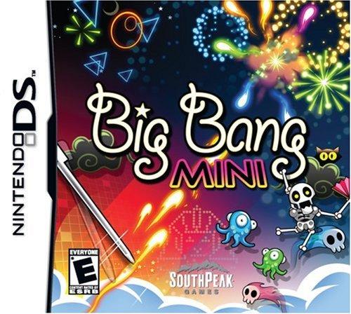 Big Bang Mini - Nintendo DS [video game]