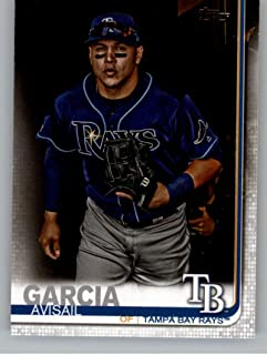 2019 Topps Update (Series 3) #US188 Avisail Garcia Tampa Bay Rays Official Baseball Trading Card