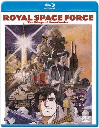 royal space force - 1