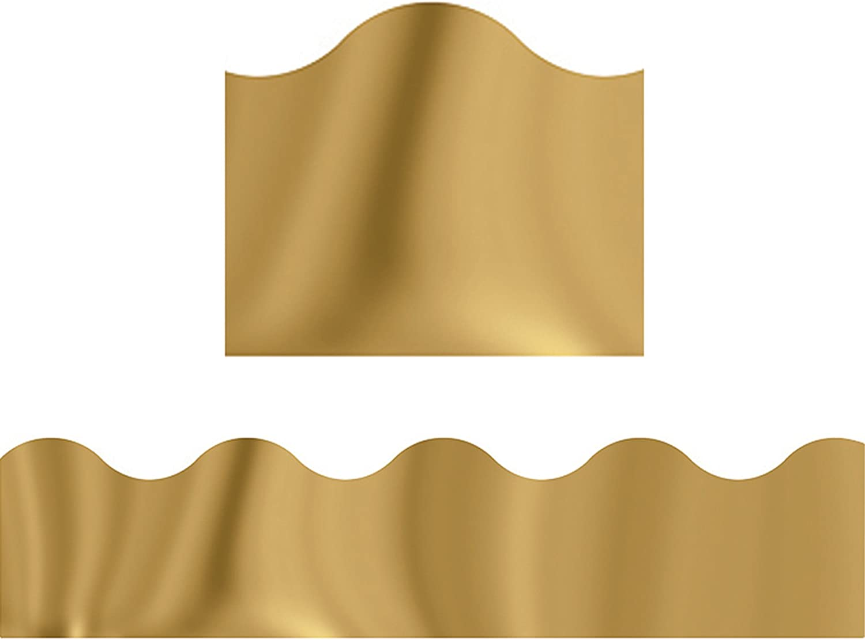TREND enterprises Inc. Gold San Diego Mall Metallic Terrific Trimmers 32.5 Regular store ft