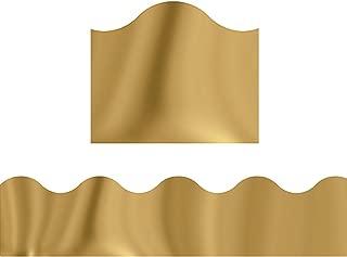 TREND enterprises, Inc. Gold Metallic Terrific Trimmers, 32.5 ft