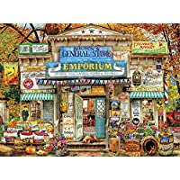 Buffalo Games Brown's General Store 1000 Piece Jigsaw Puzzle